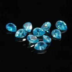 A. N. Gems Cubic Zirconia Pear