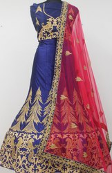 Designer Wedding Ghagra