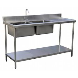 Stainless Steel 304 Table Sink