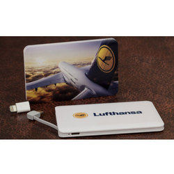 Credit Card Power Bank 5000mAh