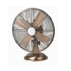 Stainless Steel Table Top 4 Blade Table Fan