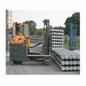 Steel Pipe Handling Forklift