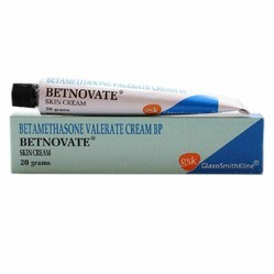 Betamethasone Valerate Cream BP