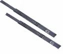 Black Coated Telescopic Channel