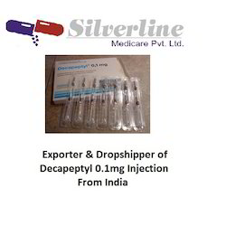 Decapeptyl 0.1mg Injection