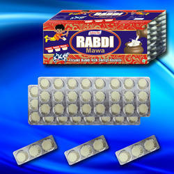 Mawa Rabdi Candy, Packaging: Strip