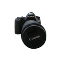 Black Canon Eos 6d Digital Camera