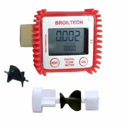 Liquid Digital Flow Meter High Accuracy