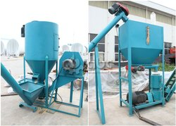 Cattle Feed Mill Machine