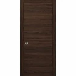 Interior Bedroom Wooden Flush Door