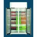 Haier Double Door Visi Cooler 1050 Litter, 1000l