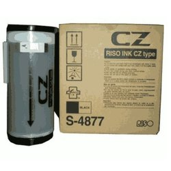 Riso CZ 180 Blue Ink Toner Cartridges for Printer
