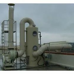 PARTHIV Acid Fume Extraction System