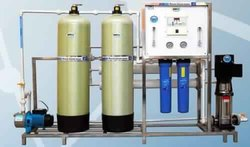 FRP  Industrial RO Water Plant