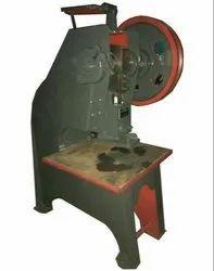 Rubber Chappal Sole Cutting Machine