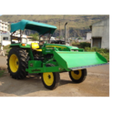 Tractor Mounted Front End Dozer, Cutting Depth: 125 Mm