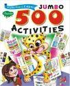 Jumbo 500 Activities Book