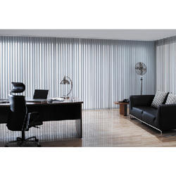 Vertical Window Blind For Office