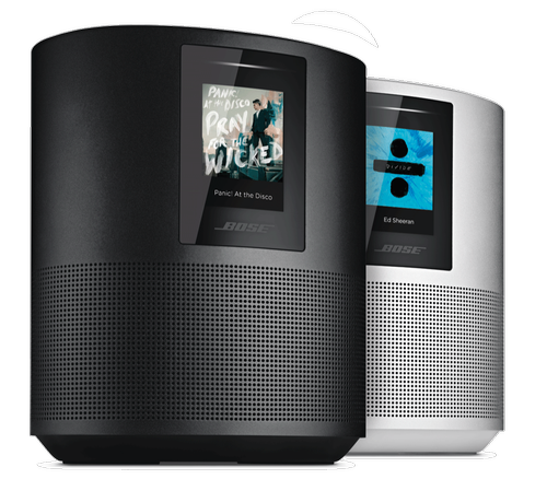 500 speaker bose home