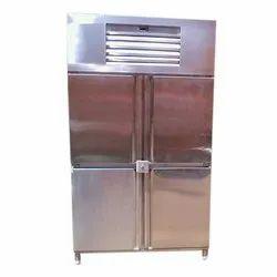Stainless Steel Industrial Refrigerator, 380 V