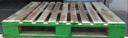 4 Way Babool Wood Pallet Rental Service