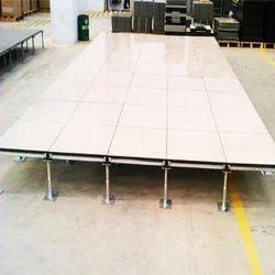 Laminated False Flooring, Thickness: 35 Mm