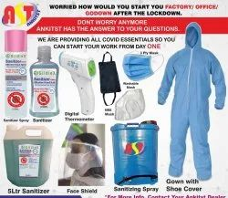Protective Equipment for COVID 19