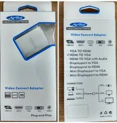 Ariha DP To VGA Converter (1 Year Warranty)