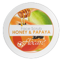 Honey And Papaya Face Scrub