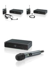 Wireless Sennheiser XSW 1-825 Dual / XSW 1-835 Dual Series Microphone