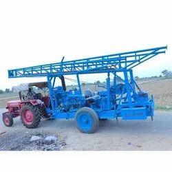 Tractor Mounted Tubewell Boring Machine