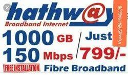 Hathway Tikona Fibre Net Broadband