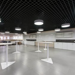 Open Cell False Ceiling Services