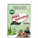 Imc Aloe Spirulina Tablet, Packaging Type: Box, For Personal Use