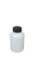 Whitch With Black Cap Linx Empty Ink Bottle 500ml