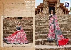 Rachna Art Silk Sanskruti Catalog Saree Set For Woman 5