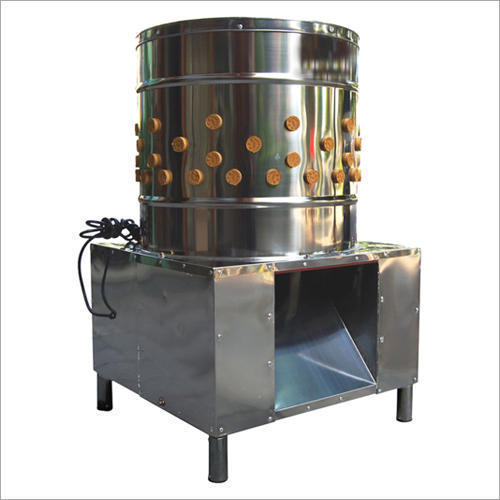 Chicken Feather Cleaning Machine at Best Price in India