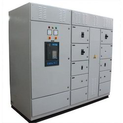 Three Phase Powertech Power Distribution Control Panel, Automation Grade: Automatic