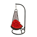 Carry Bird Brown Red Swing
