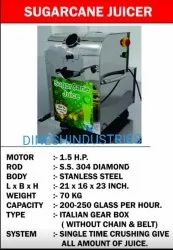 Electric Commercial Sugarcane Juice Machine