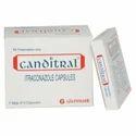 Itraconazole Medicine Capsules