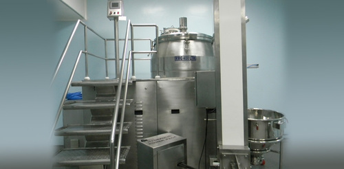 Industrial Mixer - Butterfly Mixer Exporter from Thane