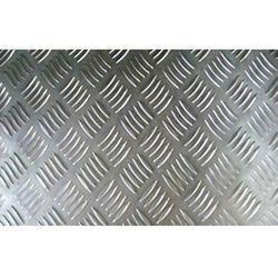 Jindal Aluminium Chequered Sheet