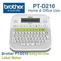 PT-D210 Brother Label Printer