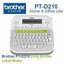 PT-D210 Brother Label Printer