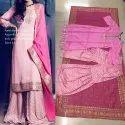 Designer Sharara Dress