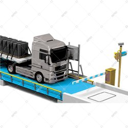 Fully Automated Steel Concrete Deck Weighbridge