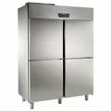 Akreeti Four Door Upright Refrigerator