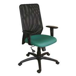 CNC 296 Net Back Chair