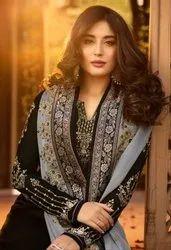 Fiona Kritika Heavy Dupatta Vol-9 Straight Salwar Kameez Catalog Collection